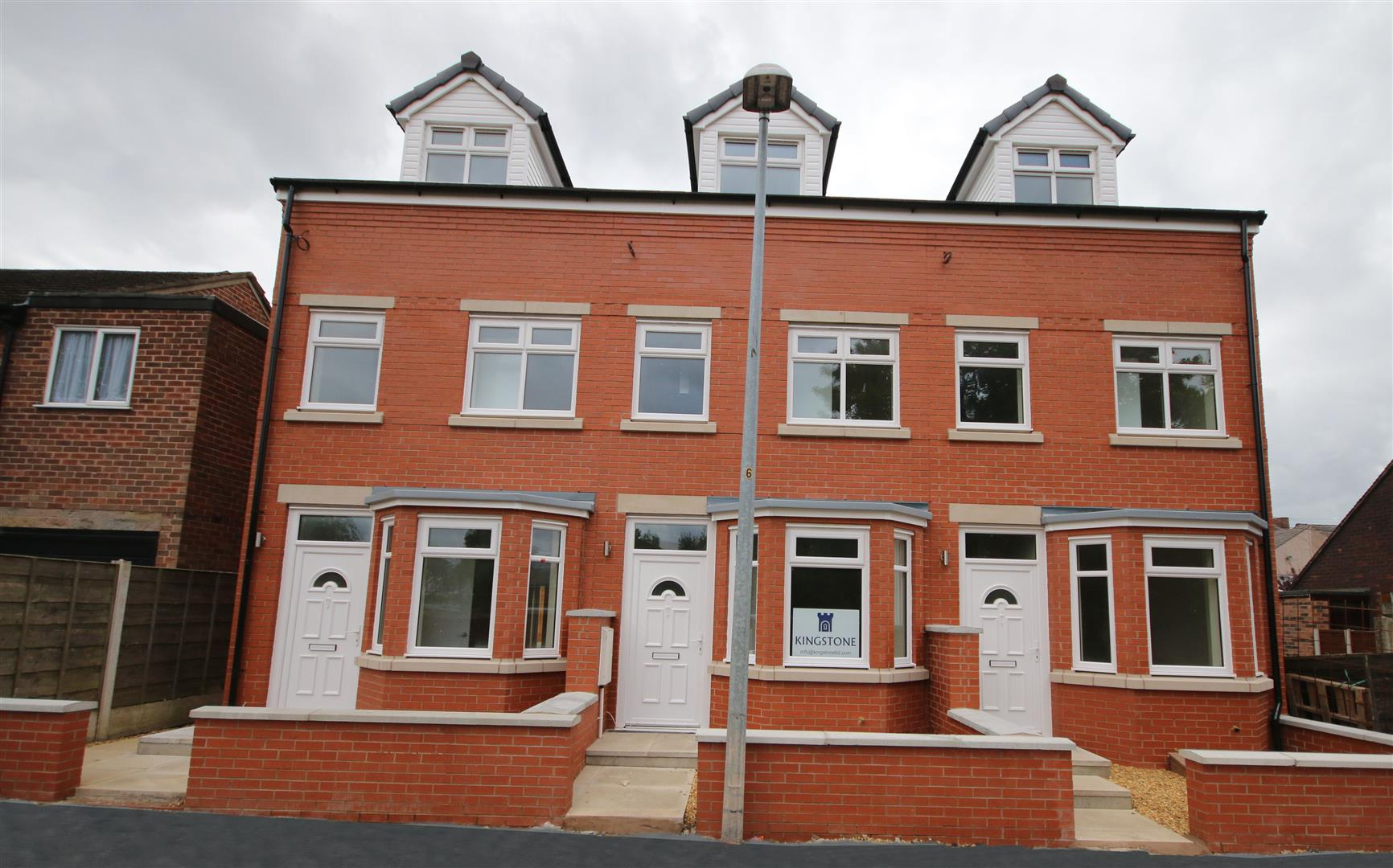 3 Bedroom House - End Terrace To Let